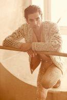 Audric Bezard // foto: Luc Braquet para Vogue UK