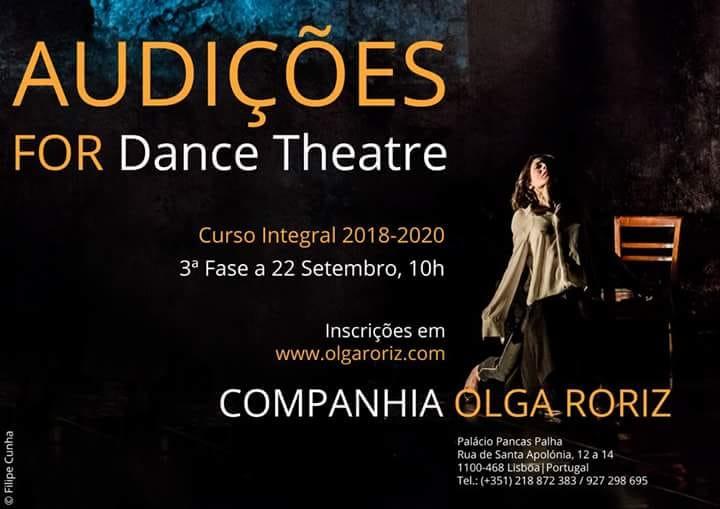 for dance olga roriz