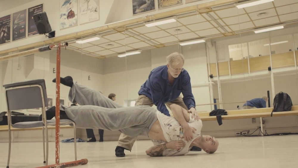 The Choreographer Mats Ek - Koreografen Mats Ek